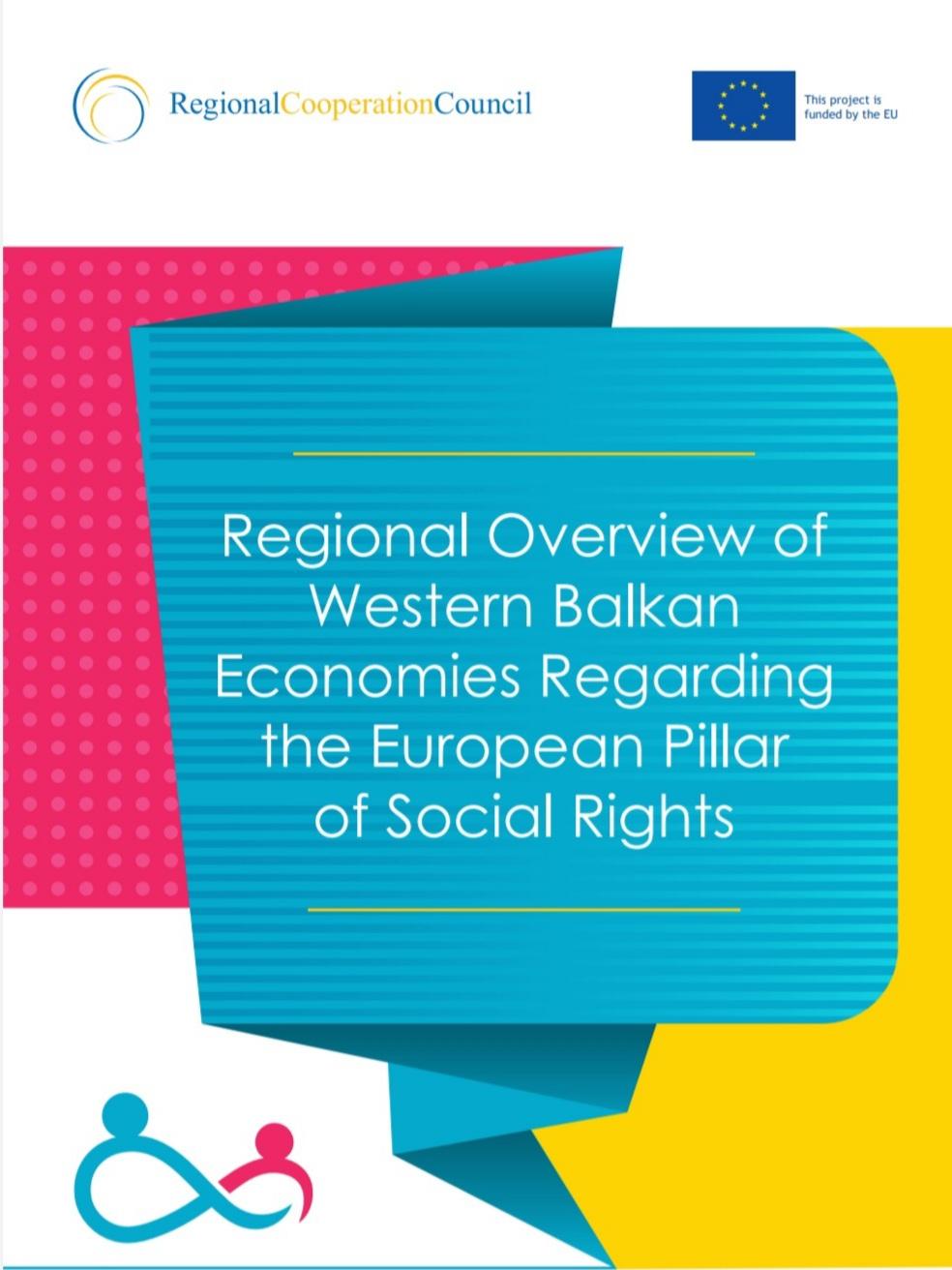 Regional Overview of Western Balkan Economies Regarding the European Pillar of Social Rights