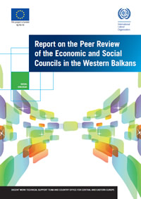 Report on the Peer Review of the Economic and Social Councils in the Western Balkans