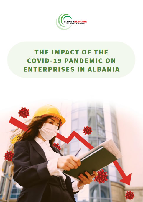 The Impact of the COVID-19 Pandemic on Enterprises in Albania