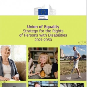 EU Strategy for the Rights of Persons with Disabilities 2021-2030