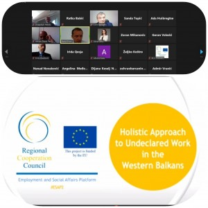 """Moving Away from """"Reducing Undeclared Work"""" Approach to """"Transforming It into Declared Work"""" in the Western Balkans"""