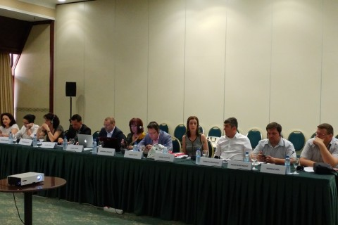 Meeting of Statistics Expert from Western Balkan PES on Quantitative Benchmarking