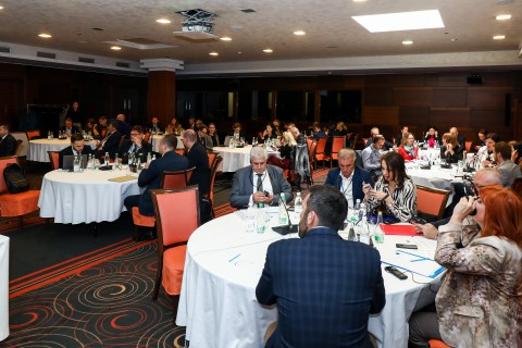 Regional workshop on undeclared work in the Western Balkans, organised by the RCC ESAP, in Sarajevo on 15 October 2019 (Photo: RCC/Armin Durgut)