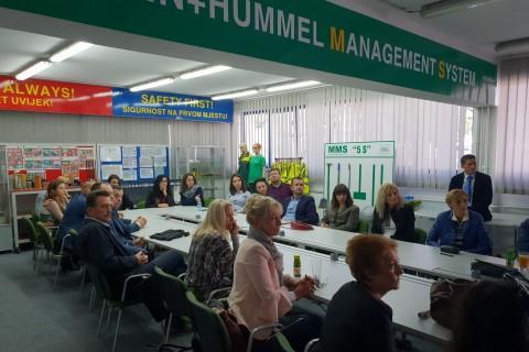 Regional Peer Review Workshop on Local Employment Partnerships, Tesanj, 4 October 2018 (Photo: RCC ESAP/Sanda Topic)