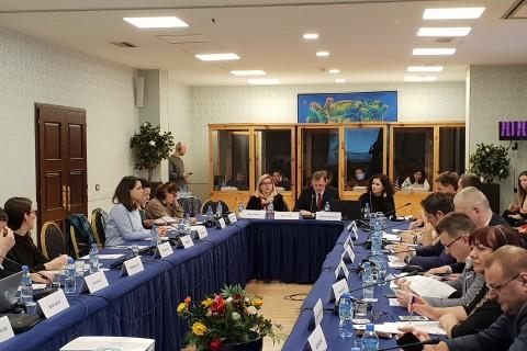 Regional Peer Review Workshop on the on-the-job training programmes in Tirana, 17-18 January 2019 (Photo: RCC/Sanda Topic)