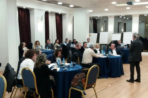 Labour Inspection Campaign Planning Workshop in Tirana, 17 – 18 January 2018