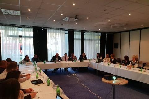 Regional Peer Review Workshop on Local Employment Partnerships, Sarajevo, 3 October 2018 (Photo: RCC ESAP/Sanda Topic)