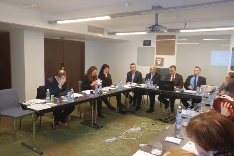 ESAP Coordination Meeting in Brussels, 12 March 2018 (Photo: ESAP/Sanda Topic)