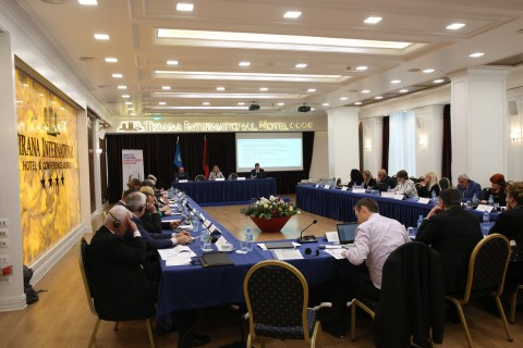 High-level Regional Meeting for Labour Inspectorates in the Western Balkans