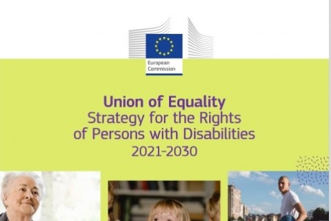 European Commission presents Strategy for the Rights of Persons with Disabilities 2021-2030 (Photo: ec.europa.eu)