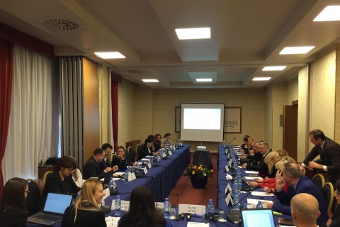 ESAP's Technical Assistance facility: Employment and Social Affairs Platform (ESAP) organised National Workshop: Tackling Informal Employment in Albania: Current Situation and the Way Forward held in Tirana, Albania on 21 December 2018 (Photo: RCC ESAP)